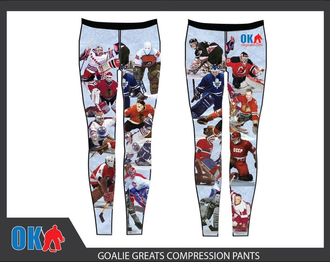 Goalie Greats Compression Pants