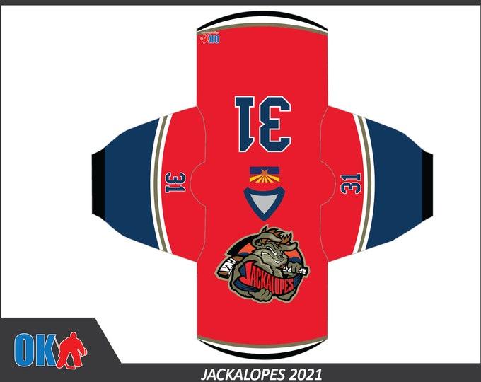 Jackalopes Team Order Jersey/Socks