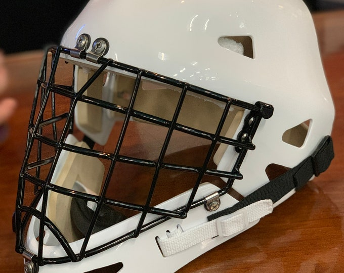 Badger Goalie Mask original HECC Approved Mask