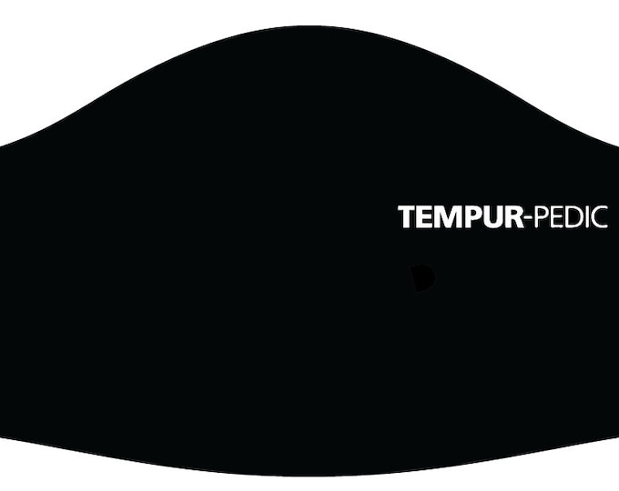Tempurpedic face masks (bulk order of 100)