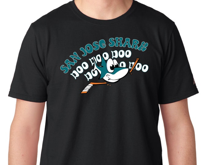 San Jose Shark Doo Doo Doo Shirt