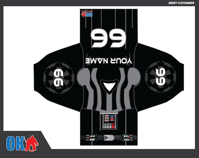 Dark Lord Hockey Jersey