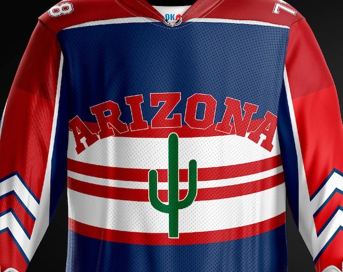 Arizona Hockey Jersey