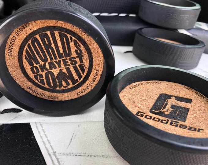 Custom Logo Crease Coaster Drink Holders