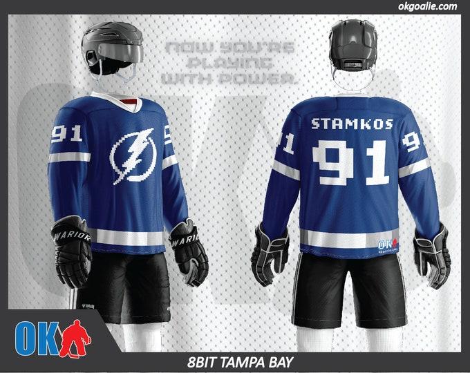 8bit Tampa Bay Hockey Jersey
