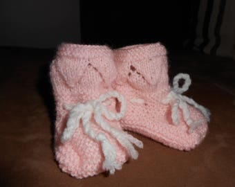 baby girl 0-3 months woolen rose