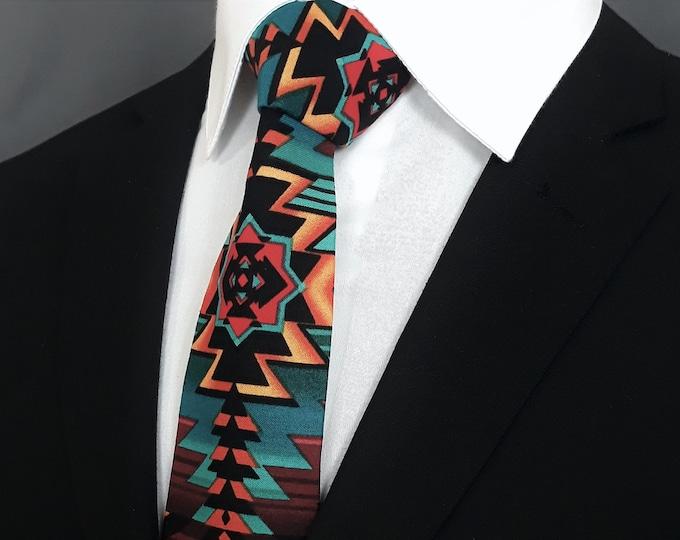 Native American Ties –Southwest Neckties for Men