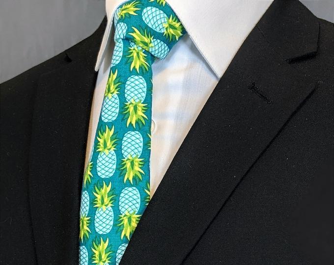 Pineapple Tie – Neckties with Pineapples