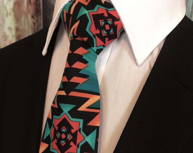 Native Indian Ties –Southwest Neckties for Men