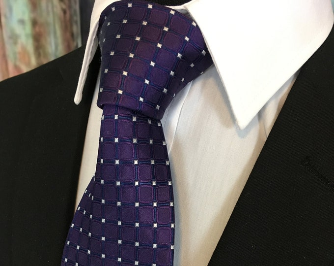 Mens Purple Necktie – Purple Silk Ties