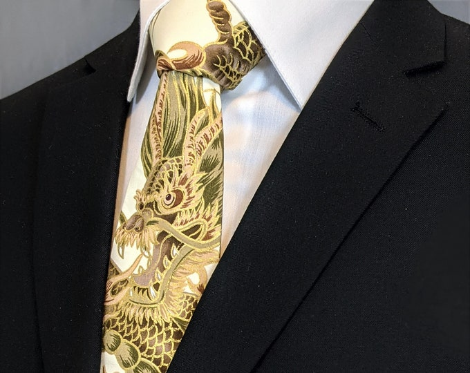 Dragon Tie – Ties with Dragons