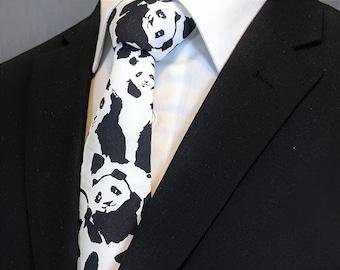 Panda Necktie – Ties with Pandas