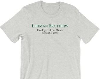 2bdbca52107 Lehman Brothers Shirt