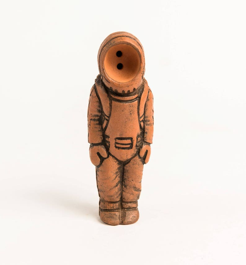 smoking pipe Astronaut astronaut space gifts party magic pipe heady pipe  cheap pipes dreamy pipe cool pipe unique birthday gifts for men