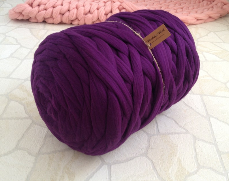 bd169cb45ad6ef Chunky Merino wool sale Roving wool Super bulky yarn Thick