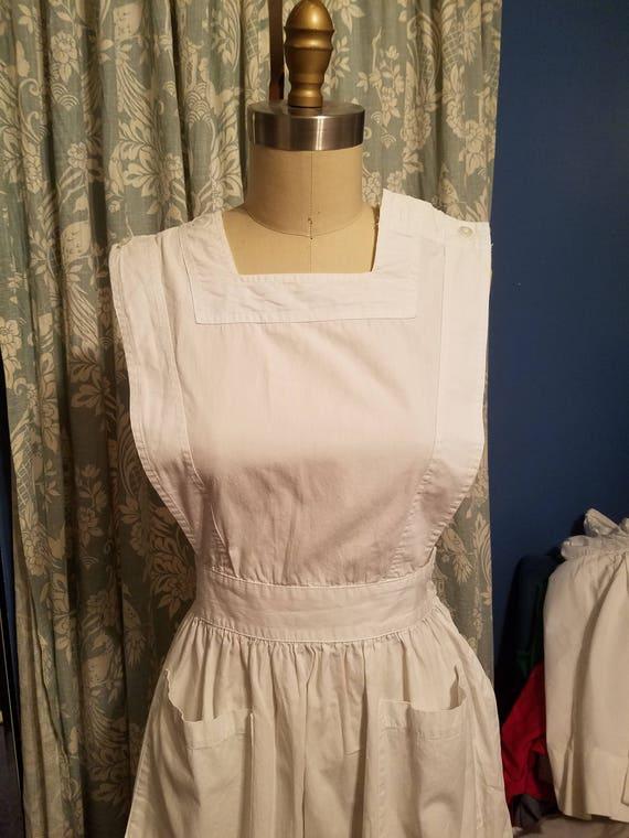 Vintage 40s apron