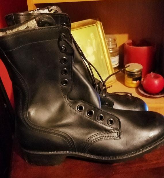 Vintage Combat Boots - image 5