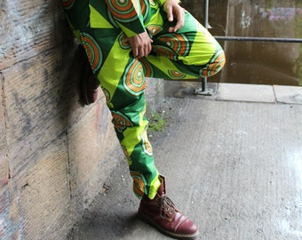 African Trousers African Pants Ankara Trousers Festival Trousers Joggers Festival Pants African Clothing Festival Clothing