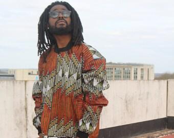 African Jackets & Coats