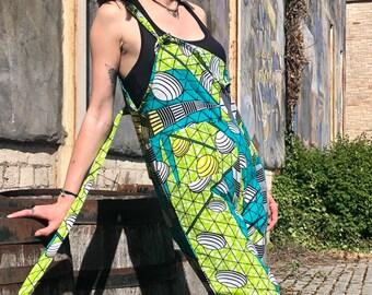African Print Dungarees Ankara dungarees Festival Clothing African Clothing African Romper African Dungarees African Overalls
