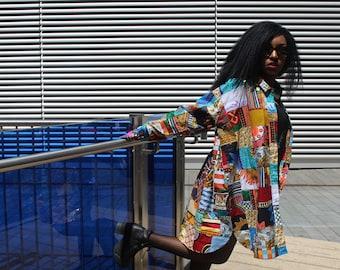 African Print Shirts