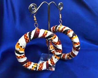 Boho Earrings Gypsy Earrings Tribal Jewellery Ethnic Earrings Hippie Earrings Bohemian Earrings Statement Earrings Tribal Jewelery Ankara