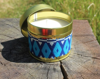 Scented Candle African Candle Collection Strong Candle Large Candle Soy Wax Candle African Gift Vegan Candles Bridal Shower Gift