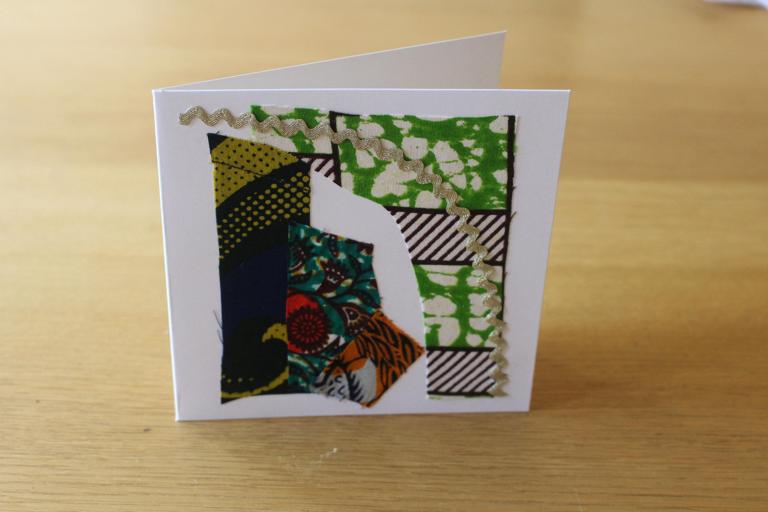 African Wedding Invitations - African Christmas Cards - African ...