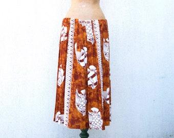 Vintage ethnic 1990s skirt