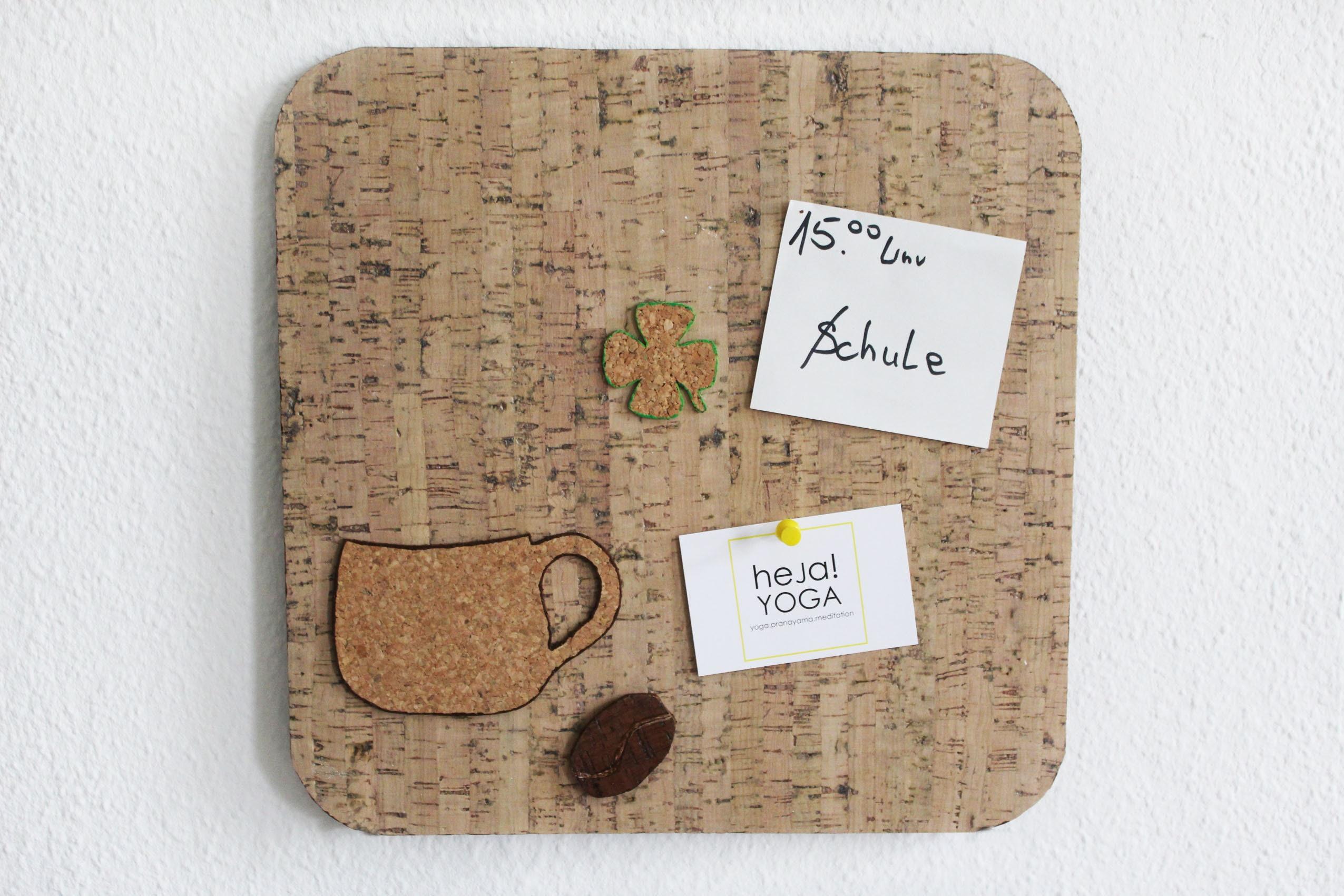 Kork Pinnwand Küche | Etsy