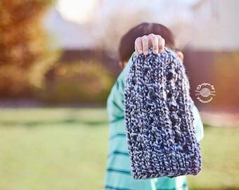 Cera Slouch Beanie PATTERN | Knitting Hat Pattern | Knitting Beanie Pattern | Slouch Hat Pattern | Instant Download Pattern