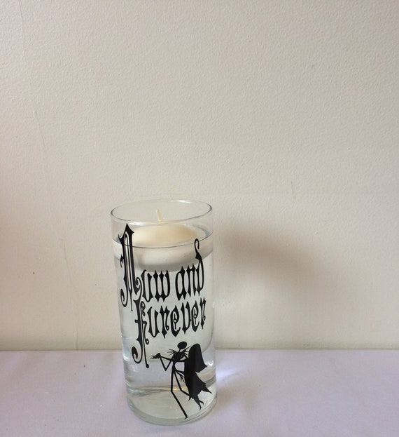 12 Nightmare Before Christmas Centerpiece Floating Candle Etsy