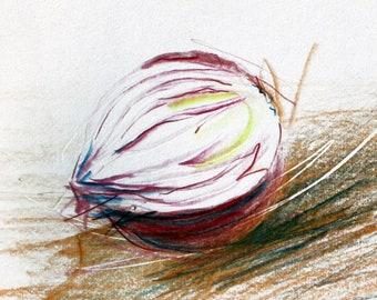 Purple Onion