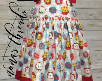 b75e06c859 Daniel Tiger s Neighborhood Dress