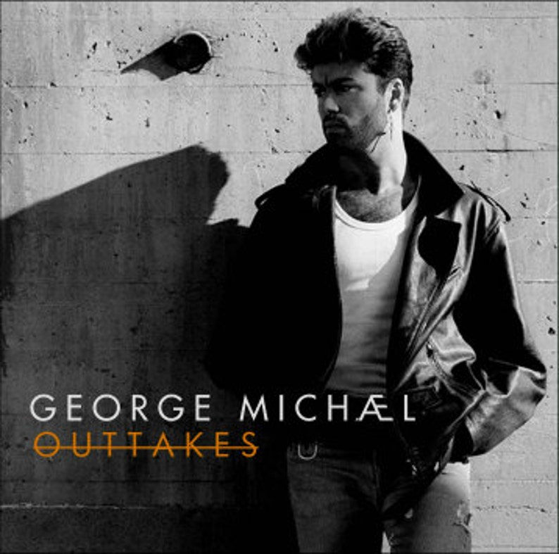 George Michael  Outtakes 2016 CD image 0