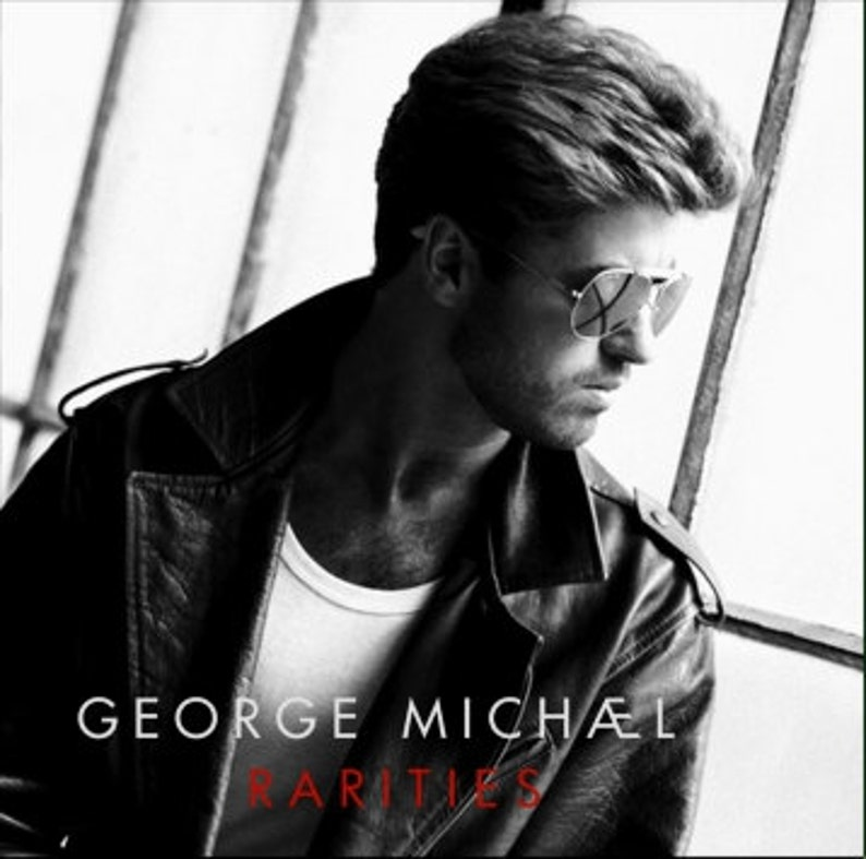 George Michael  Rarities CD image 0