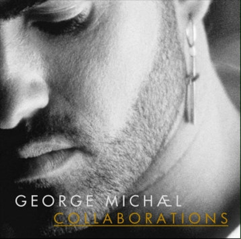 George Michael  Collaborations CD image 0