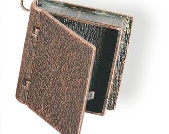 Book Locket (STEAM172)