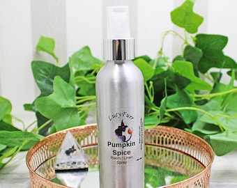 Pumpkin Spice 150ml Room/Linen Spray / Autumn Scented Room Spray
