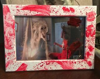 Custom made frame and print