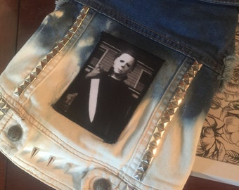 Micheal Myers Large Dog Vest