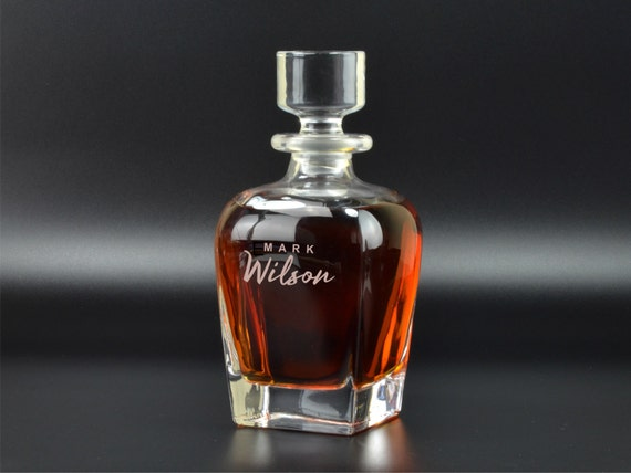 Whisky karaffe personalisierte einweihungsparty geschenk etsy - Einweihungsparty geschenk ...