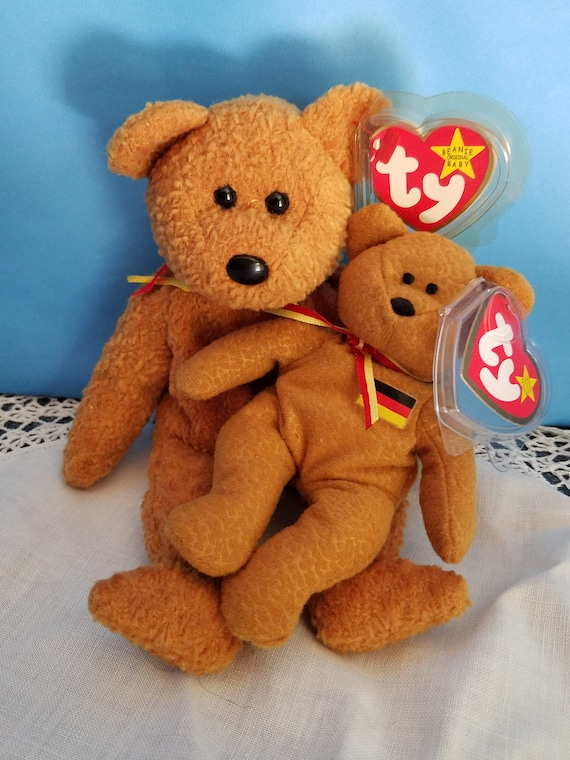 5d261a464d2 Ty Beanie Germania Beanie Babies Ty Collectibles Ty Bears
