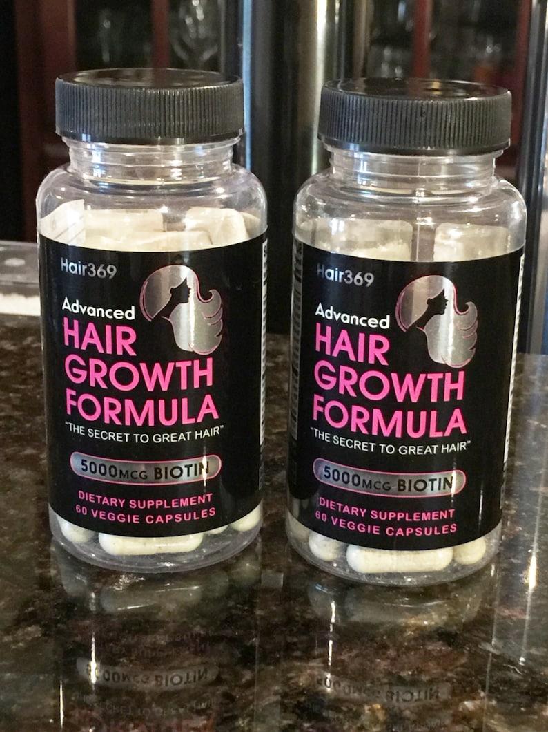 Hair vitamins, Two Month Supply, hair supplements, hair growth vitamins,  nail growth vitamin, hair skin and nails vitamin, herbal vitamins