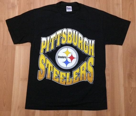 steelers vintage t shirt