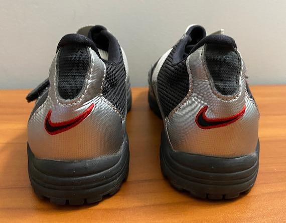 Women's 1998 Nike cycling shoes sneakers shoes la… - image 4