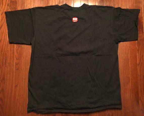 XL 90's Nike Air Max T shirt men's vintage black … - image 3