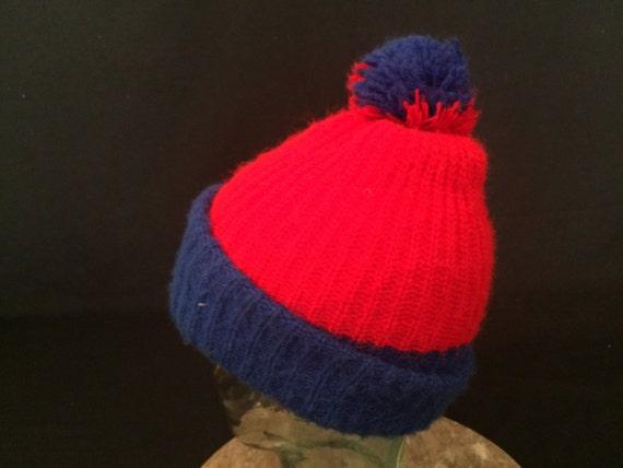 c9dfcde0878 Vintage Superman Super-Friends men s vintage winter hat