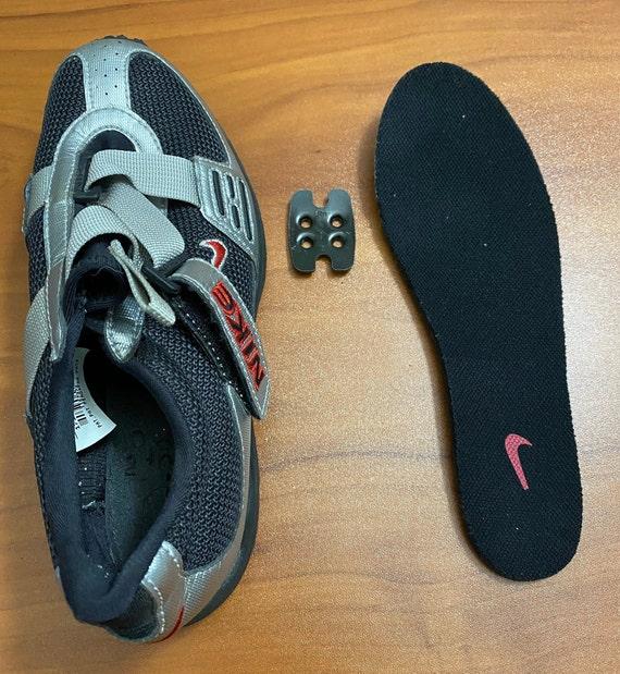 Women's 1998 Nike cycling shoes sneakers shoes la… - image 7