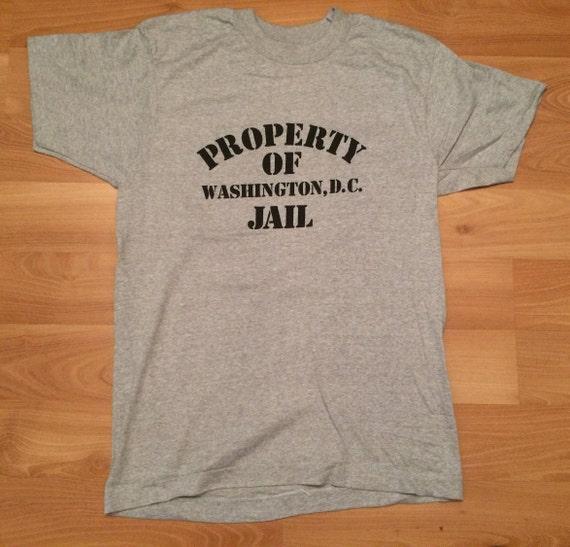 NEW Medium 80's Washington D.C. tourist T shirt me